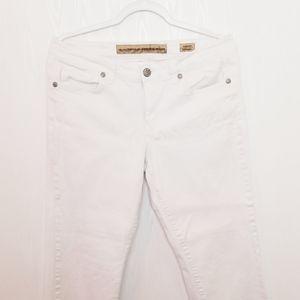 Nine west vintage America white jeans